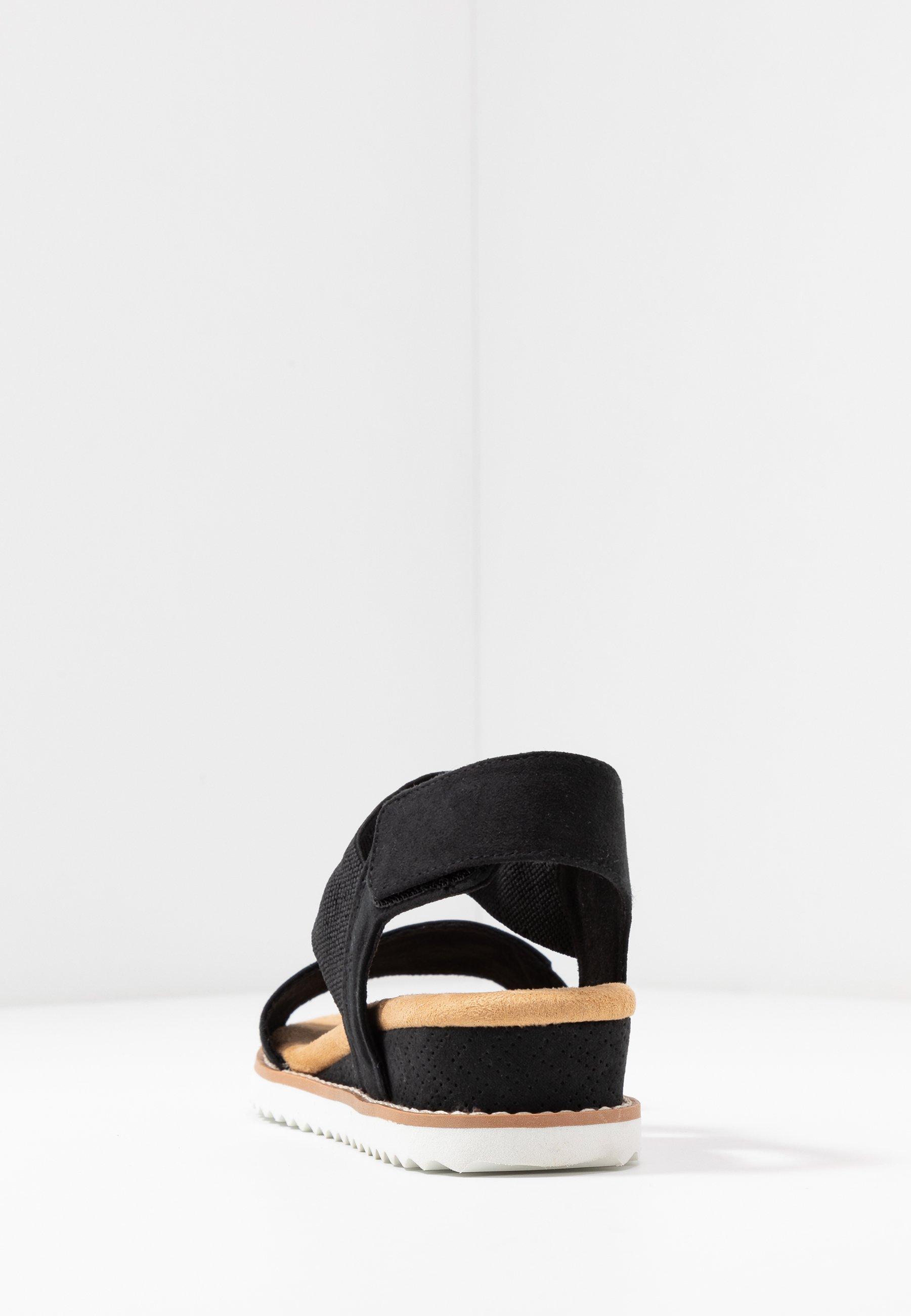 Skechers DESERT KISS - Kilesandaler - black