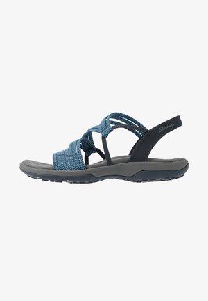 REGGAE SLIM - Chodecké sandály - navy