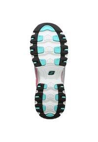 Skechers - D'LITES SECOND CHANCE WALKINGSCHUH DAMEN - Sneakers basse - pink - 4