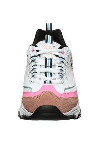 Skechers - D'LITES SECOND CHANCE WALKINGSCHUH DAMEN - Sneakers basse - pink - 6