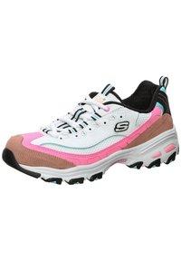 Skechers - D'LITES SECOND CHANCE WALKINGSCHUH DAMEN - Sneakers basse - pink - 2