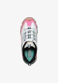 Skechers - D'LITES SECOND CHANCE WALKINGSCHUH DAMEN - Sneakers basse - pink - 1