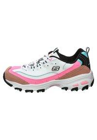 Skechers - D'LITES SECOND CHANCE WALKINGSCHUH DAMEN - Sneakers basse - pink - 0