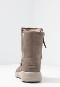 Skechers - ON THE GO JOY - Classic ankle boots - dark taupe - 5