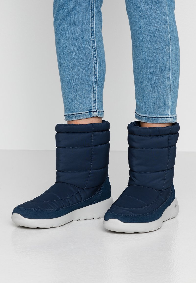 Skechers - ON THE GO JOY - Winter boots - navy