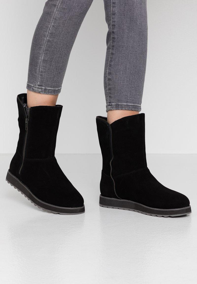 Skechers - KEEPSAKES 2.0 - Boots - black