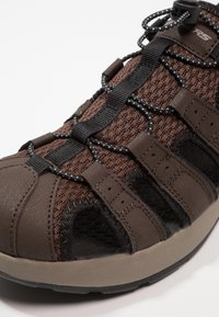 Skechers - Sandalias de senderismo - brown - 5