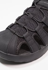 Skechers - Sandalias de senderismo - black - 5
