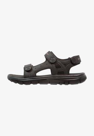 FLEX ADVANTAGE - UPWELL - Walking sandals - black