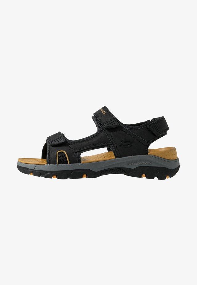 TRESMEN - Chodecké sandály - black