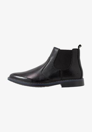 BREGMAN - Kotníkové boty - black