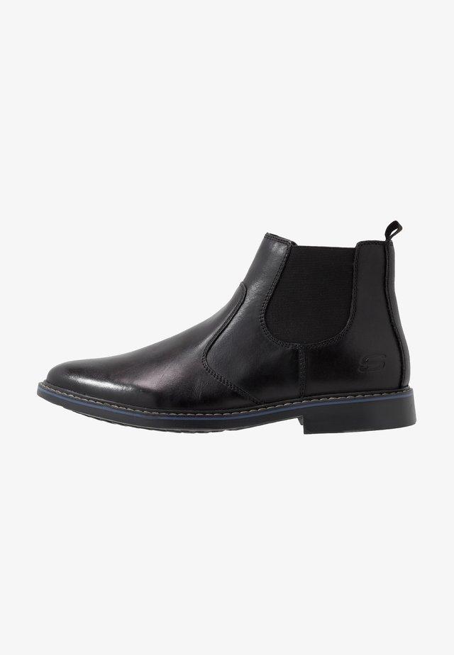 BREGMAN - Classic ankle boots - black