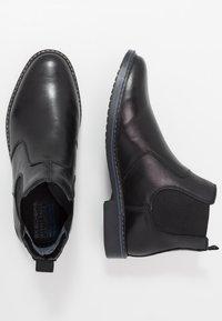 Skechers - BREGMAN - Classic ankle boots - black - 1