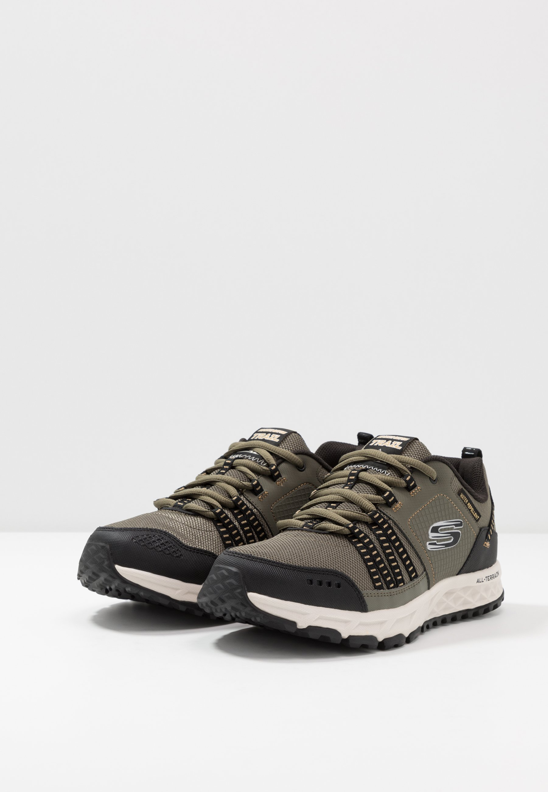 Skechers Escape Plan - Joggesko Olive/black