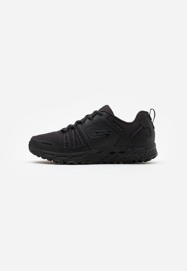 ESCAPE PLAN - Sneakers laag - black