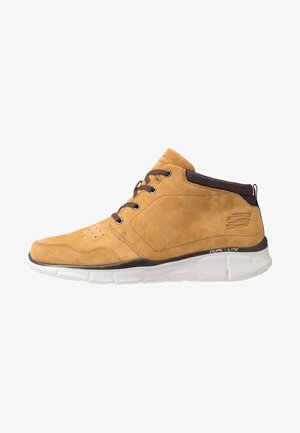 EQUALIZER - Sneaker high - wheat/brown