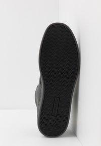 Skechers - HESTON - High-top trainers - black - 4