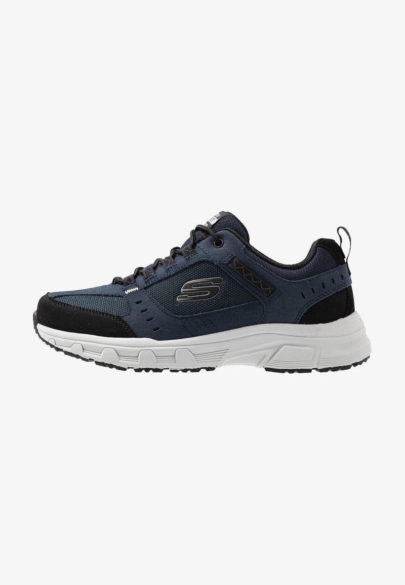 Skechers - OAK CANYON - Sneaker low - navy/black