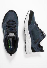 Skechers - OAK CANYON - Sneaker low - navy/black - 1