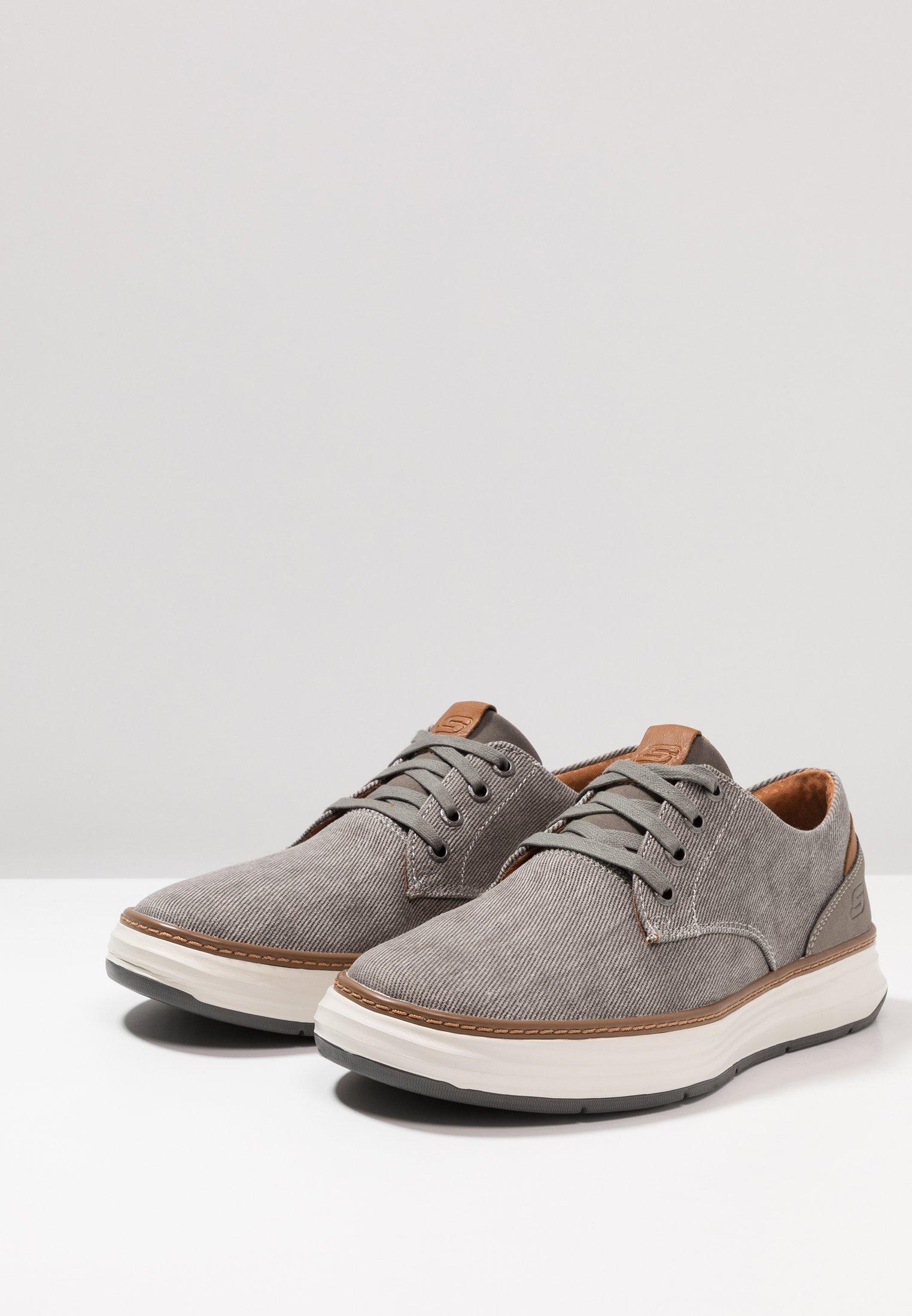 MORENO Sneakers basse taupe