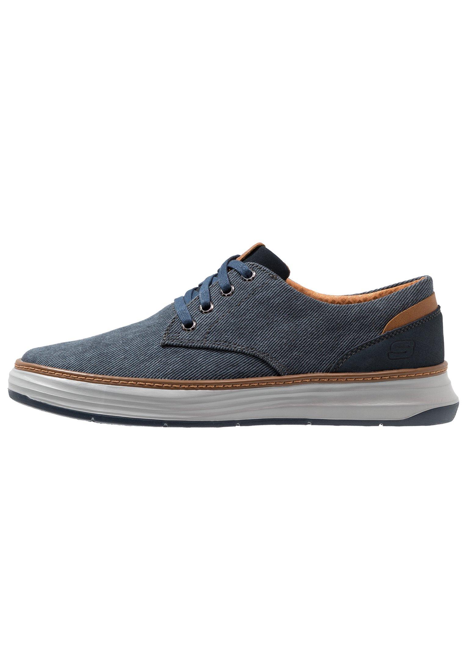 MORENO Sneakers basse navy