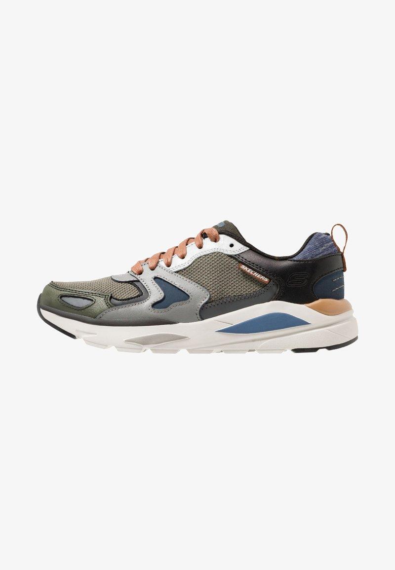 Skechers - VERRADO RELAXED FIT - Sneaker low - gray/olive