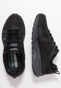 Skechers - ESCAPE PLAN 2.0 - Sneaker low - black/charcoal - 1