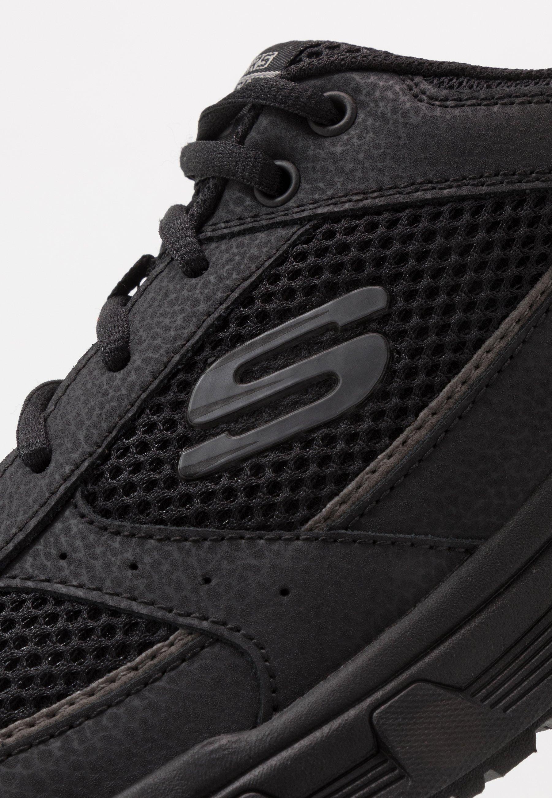 Skechers Oak Canyon - Sneakers Laag Black Goedkope Schoenen