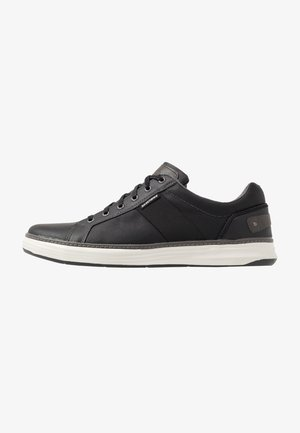 MORENO - Sneakers basse - black