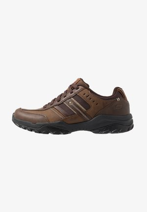 HENRICK - Sneaker low - dark brown