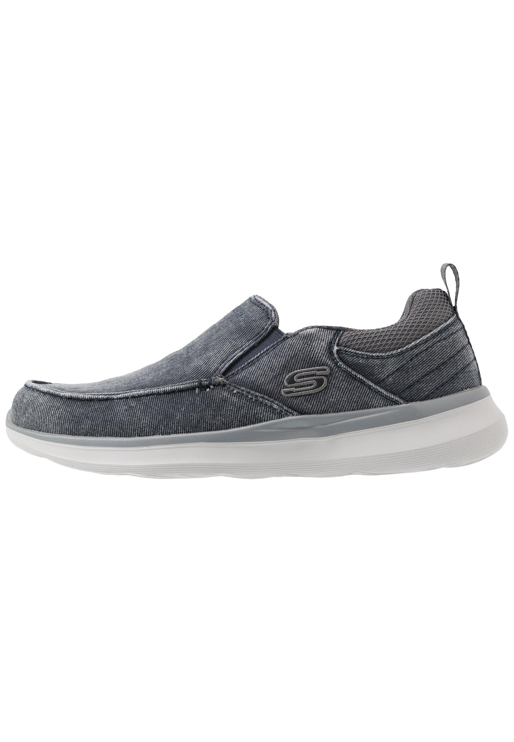Skechers MORENO Sneakers basse navy Zalando.it