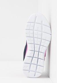 Skechers - SKECH APPEAL 2.0 - Sneaker low - navy/hot pink/multicolor - 5