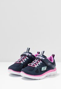 Skechers - SKECH APPEAL 2.0 - Sneaker low - navy/hot pink/multicolor - 3