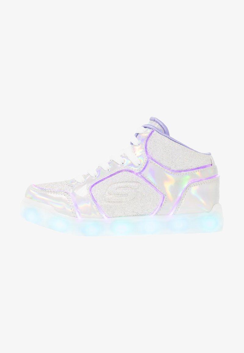 Skechers - E-PRO III - Sneakers high - silver/glitter
