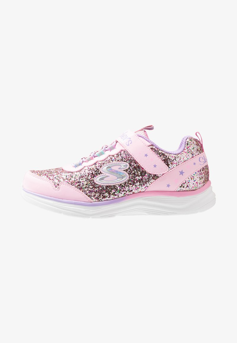 Skechers - GLIMMER KICKS - Zapatillas - pink glitter/lavender
