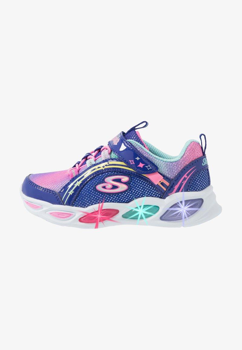 Skechers - SHIMMER BEAMS - Sneaker low - blue/multicolor