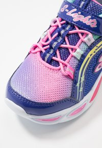 Skechers - SHIMMER BEAMS - Sneaker low - blue/multicolor - 5
