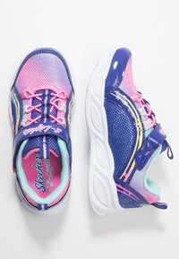 Skechers - SHIMMER BEAMS - Sneaker low - blue/multicolor - 1