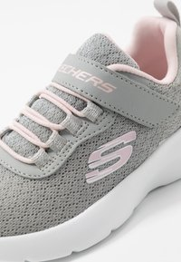 Skechers - DYNAMIGHT 2.0 - Trainers - light gray/pink - 2
