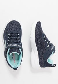 Skechers - DYNAMIGHT 2.0 - Trainers - navy/light blue - 0
