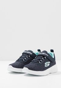 Skechers - DYNAMIGHT 2.0 - Trainers - navy/light blue - 3