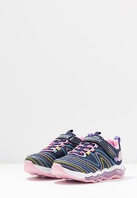 Skechers - SKECH-AIR WAVELENGTH - Trainers - navy/multicolor - 3
