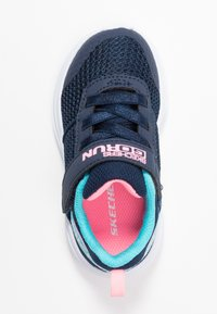 Skechers - GO RUN FAST - Trainers - navy/aqua - 1
