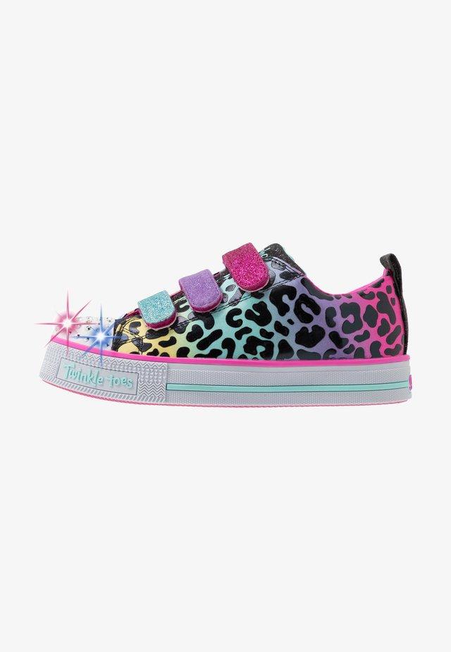 TWINKLE LITE - Sneakers - black/multicolor