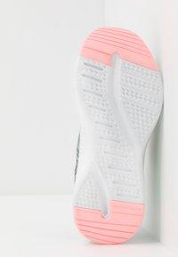 Skechers - SOLAR FUSE - Sneaker low - gray/black/ pink/mint - 5