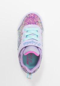 Skechers - GLIMMER KICKS - Trainers - lavender rock glitter/aqua/pink - 1