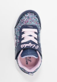 Skechers - GLIMMER KICKS - Zapatillas - navy/multicolor rock glitter/lavender - 1