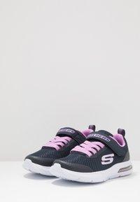 Skechers - DYNA-AIR - Tenisky - navy/lavender - 3