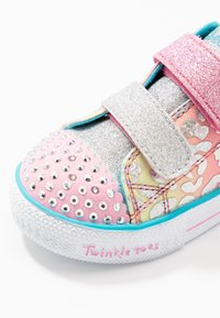Skechers - SHUFFLE LITE - Trainers - pink/multicolor/silver - 2