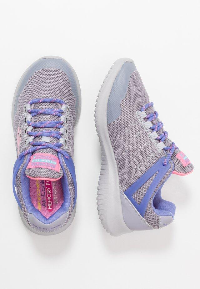 ULTRA FLEX - Zapatillas - grey/blue/coral